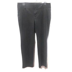 Michael Michael Kors High Rise Stretch Dress Pants